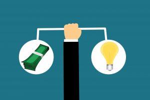 żarówka - oszczędności na prądzie w domu